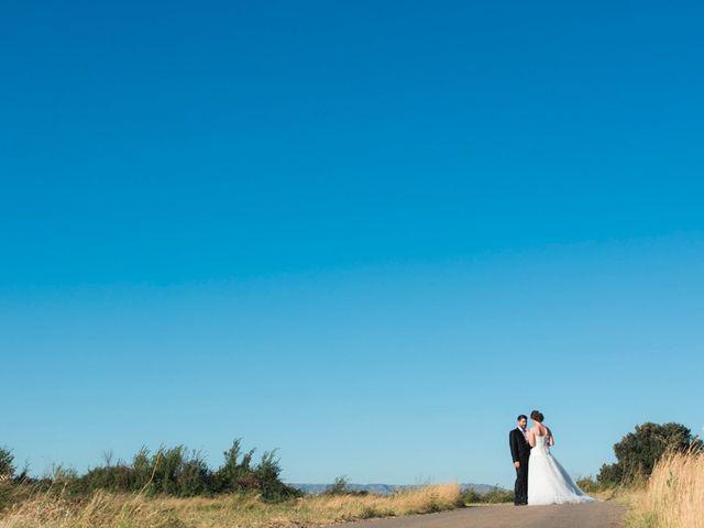 La boda de Joel y Rut en Pedrola, Zaragoza 45
