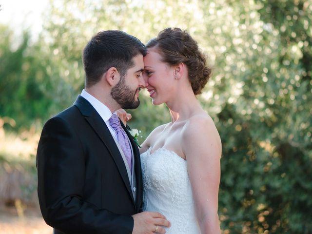 La boda de Joel y Rut en Pedrola, Zaragoza 47