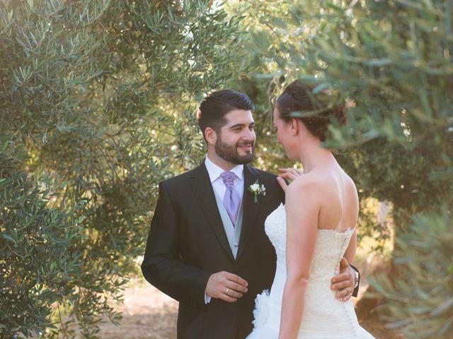 La boda de Joel y Rut en Pedrola, Zaragoza 48
