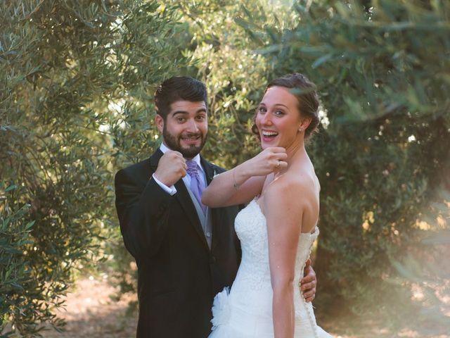 La boda de Joel y Rut en Pedrola, Zaragoza 49