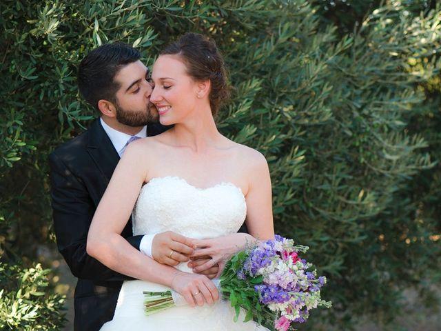 La boda de Joel y Rut en Pedrola, Zaragoza 50