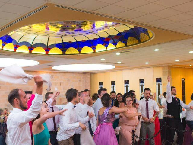 La boda de Joel y Rut en Pedrola, Zaragoza 53