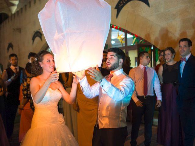 La boda de Joel y Rut en Pedrola, Zaragoza 55