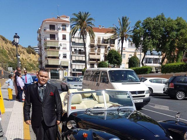 La boda de José María  y Tatiana  en Huelva, Huelva 3