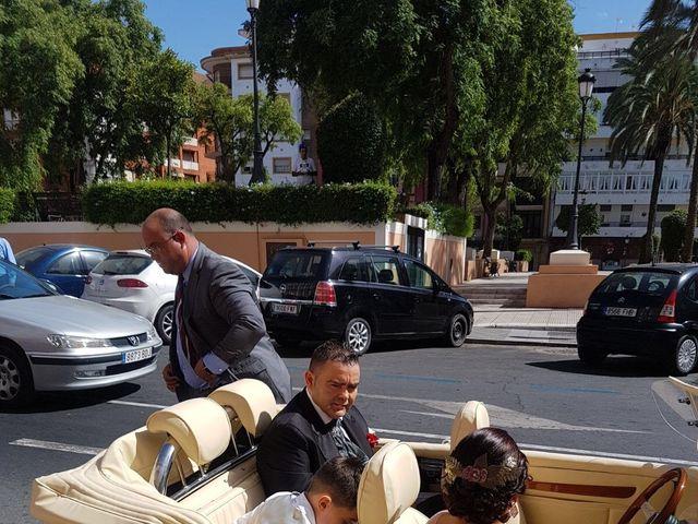La boda de José María  y Tatiana  en Huelva, Huelva 4