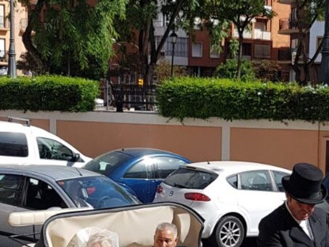La boda de José María  y Tatiana  en Huelva, Huelva 7