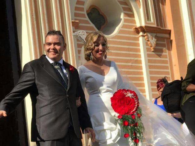 La boda de José María  y Tatiana  en Huelva, Huelva 12