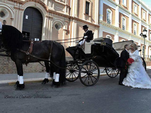 La boda de José María  y Tatiana  en Huelva, Huelva 19