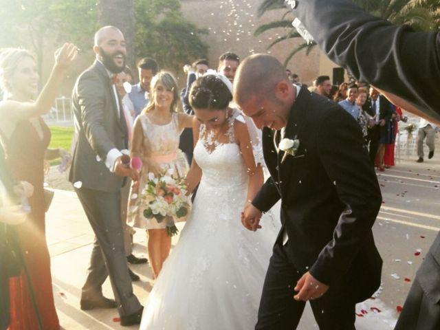 La boda de Coral y Sergio