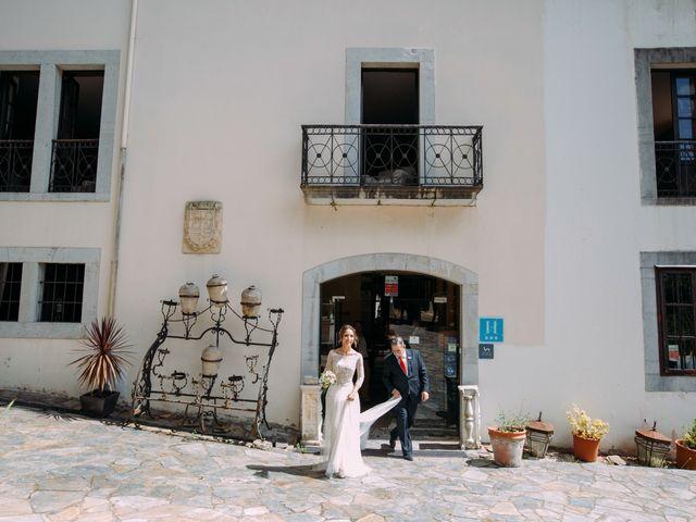 La boda de Kike y Patri en Malleza, Asturias 22