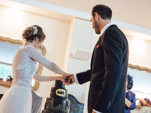 La boda de Kike y Patri en Malleza, Asturias 49