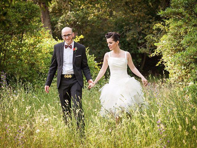 La boda de Olga y Ferran
