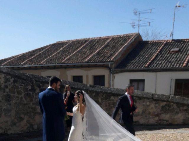 La boda de Rafael y Aurora en Madrona, Segovia 4