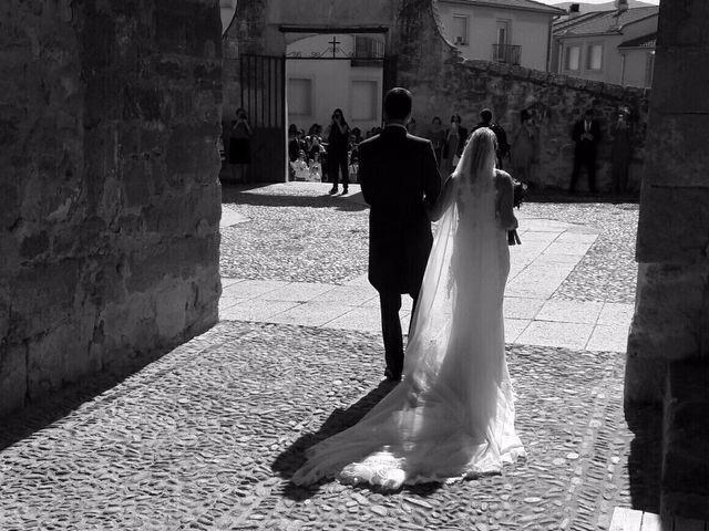 La boda de Rafael y Aurora en Madrona, Segovia 1
