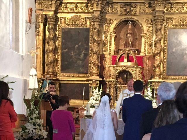 La boda de Rafael y Aurora en Madrona, Segovia 8