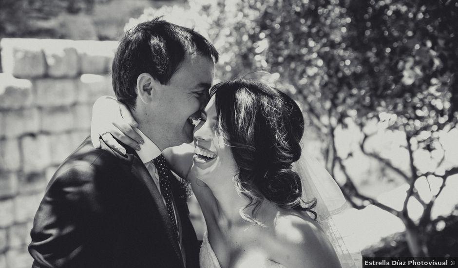 La boda de Aritz y Vanessa en Mérida, Badajoz