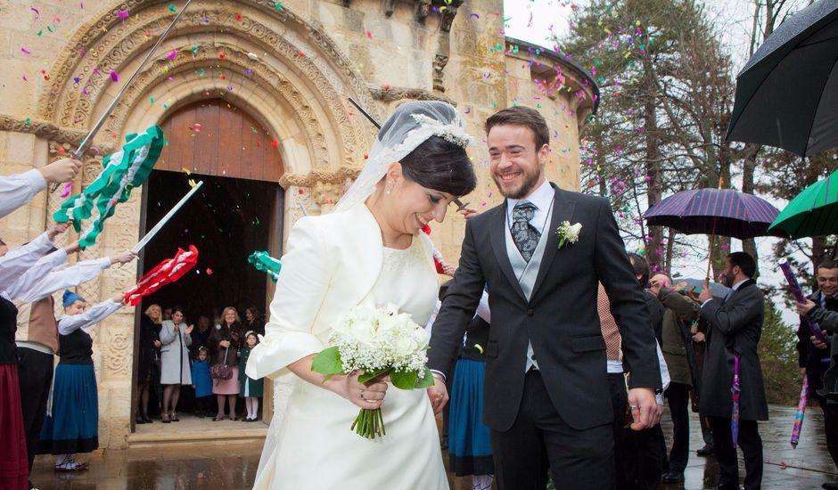 La boda de Nekane y Jagoba en Vitoria-gasteiz, Álava