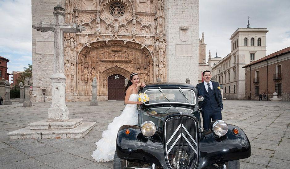 La boda de Francisco y Mayte en Valladolid, Valladolid