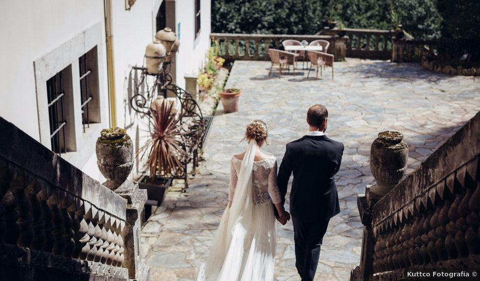 La boda de Kike y Patri en Malleza, Asturias