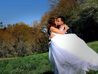La boda de Betsabé y Enrique