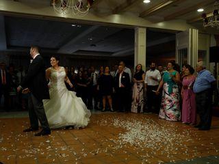 La boda de Sara y Victor 2