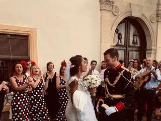 La boda de Elisabeth y Victor 1