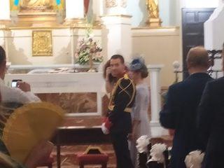 La boda de Elisabeth y Victor 2