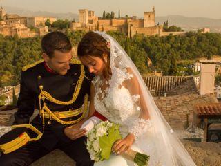 La boda de Elisabeth y Victor