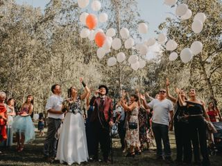 La boda de Anna y Dani 1