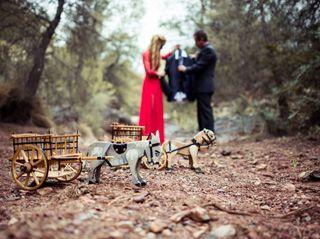 La boda de Miriam y Nicasio 1