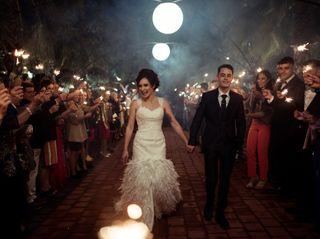 La boda de Miriam y Nicasio