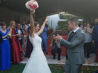 La boda de Jaime y Erika