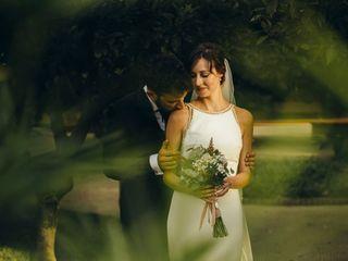 La boda de Monica y Joan