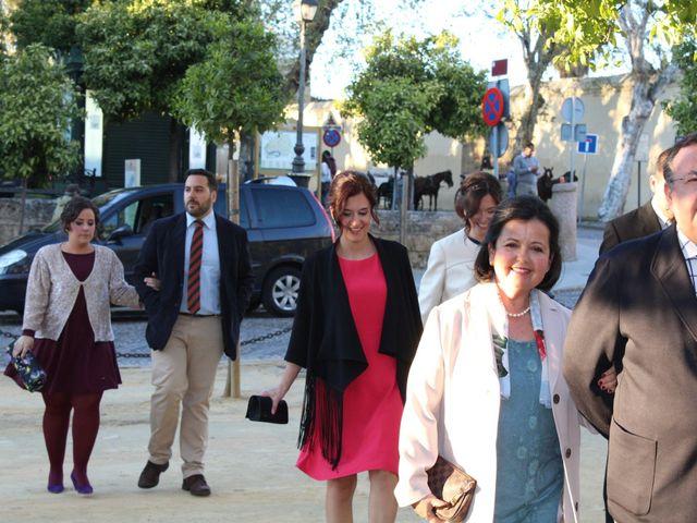 La boda de Enrique y Betsabé en Córdoba, Córdoba 19