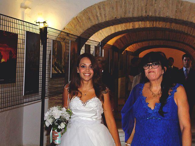 La boda de Enrique y Betsabé en Córdoba, Córdoba 28