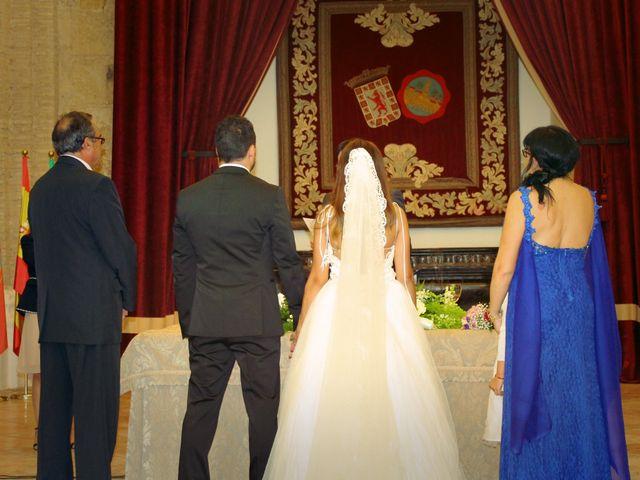 La boda de Enrique y Betsabé en Córdoba, Córdoba 39
