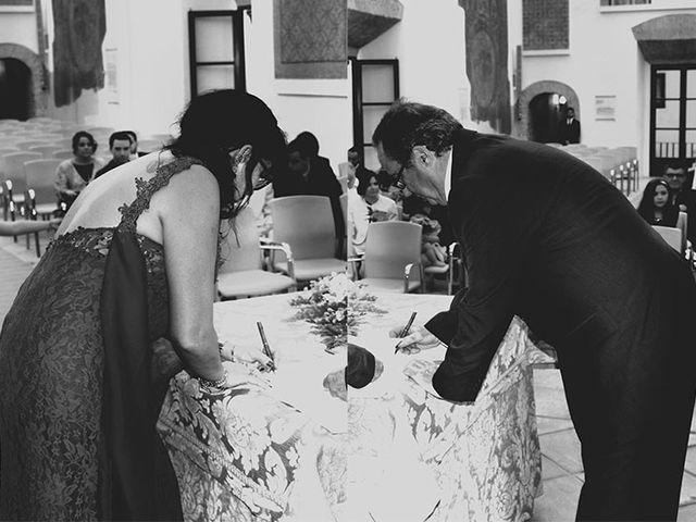 La boda de Enrique y Betsabé en Córdoba, Córdoba 48