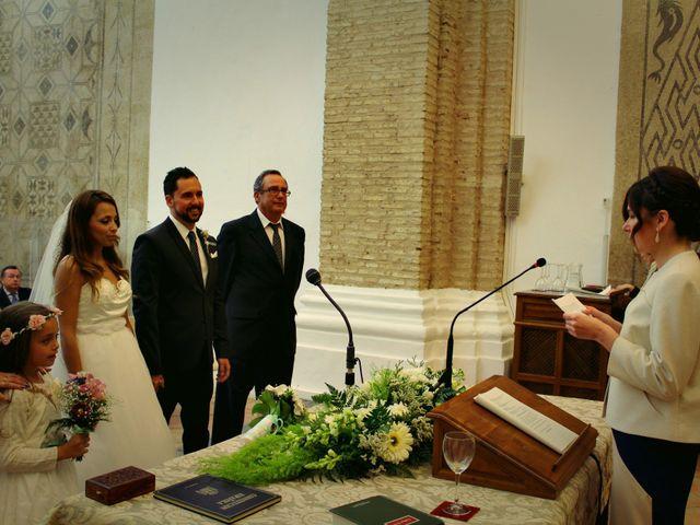 La boda de Enrique y Betsabé en Córdoba, Córdoba 49