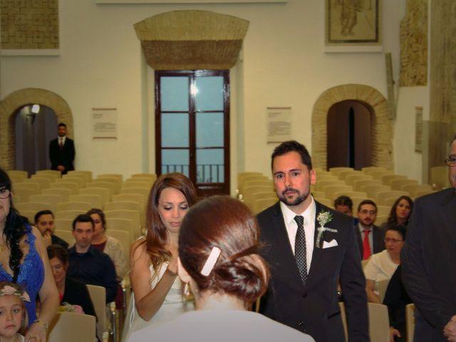 La boda de Enrique y Betsabé en Córdoba, Córdoba 1