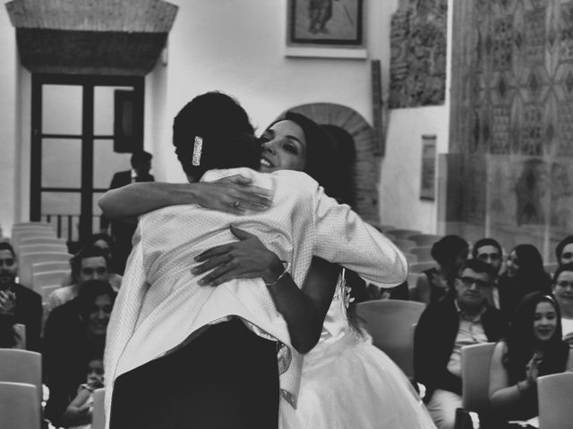 La boda de Enrique y Betsabé en Córdoba, Córdoba 55