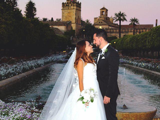La boda de Enrique y Betsabé en Córdoba, Córdoba 90