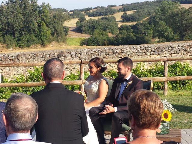 La boda de Roberto y Natalia en Santa Gadea Del Cid, Burgos 2