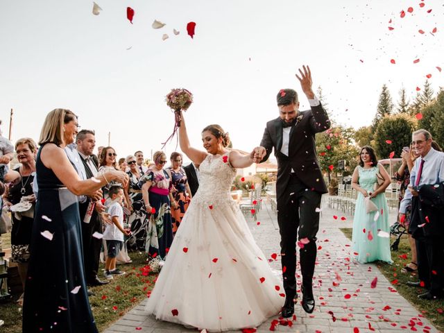 La boda de Roberto y Natalia en Santa Gadea Del Cid, Burgos 5