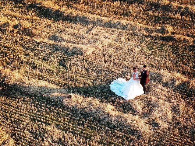 La boda de Roberto y Natalia en Santa Gadea Del Cid, Burgos 6