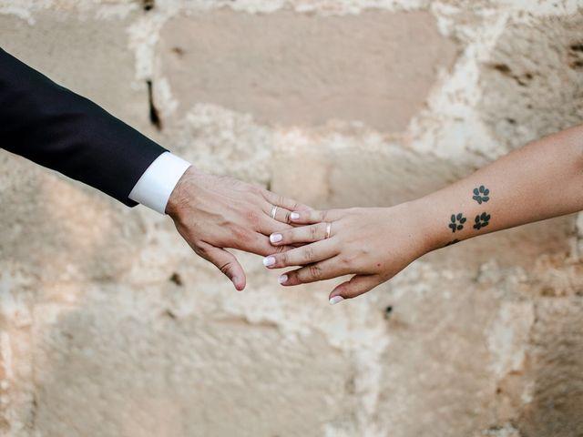 La boda de Roberto y Natalia en Santa Gadea Del Cid, Burgos 10