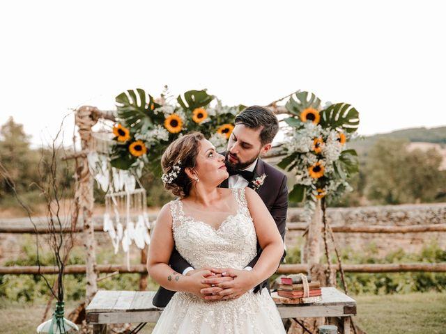 La boda de Roberto y Natalia en Santa Gadea Del Cid, Burgos 13