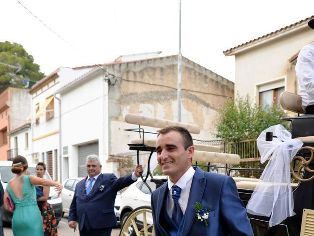 La boda de Pedro y Laura en L' Arboç, Tarragona 8