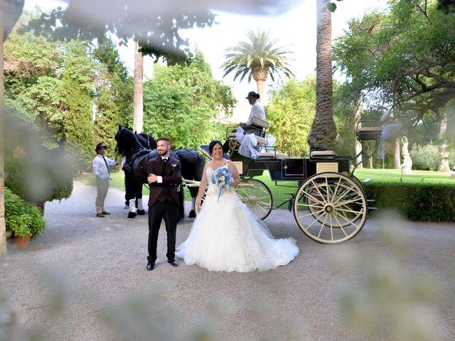 La boda de Pedro y Laura en L' Arboç, Tarragona 1