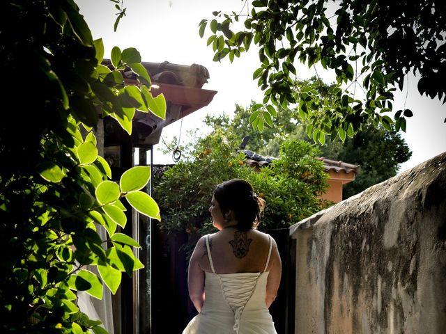 La boda de Pedro y Laura en L' Arboç, Tarragona 12