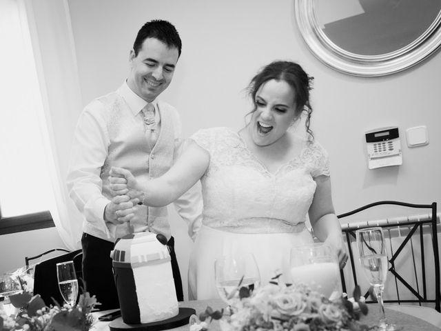 La boda de Javier y Laura en Cubas De La Sagra, Madrid 20